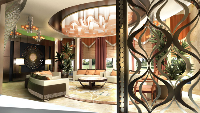 Interior design dubai interior design company in u a e for Villa interior design in dubai